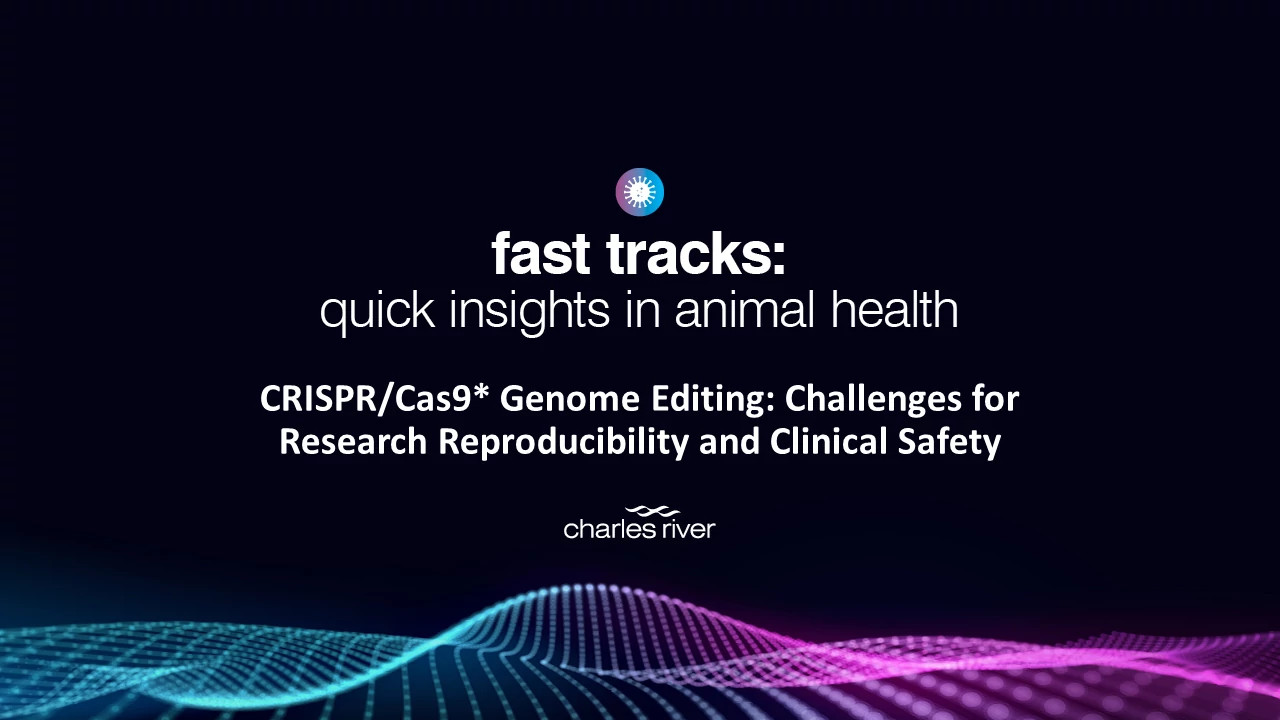 Fast Track video title page