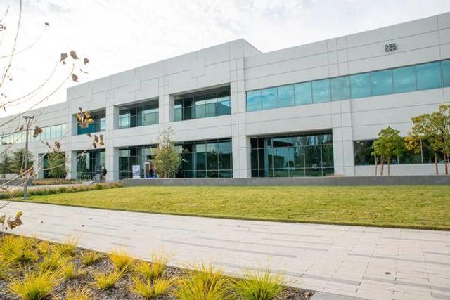 exterior of CRADL facility, South San Francisco, California