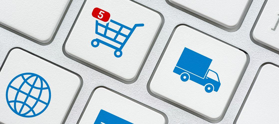 ecommerce keyboard