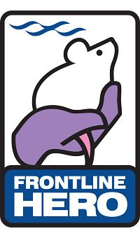 frontliners pin