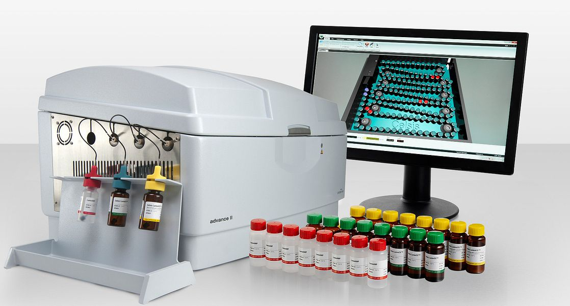 Celsis Advance II™ System for Rapid Microbial Screening