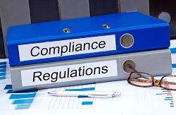 Compliance and regulation documents